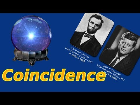 lincoln kennedy assassination similarity