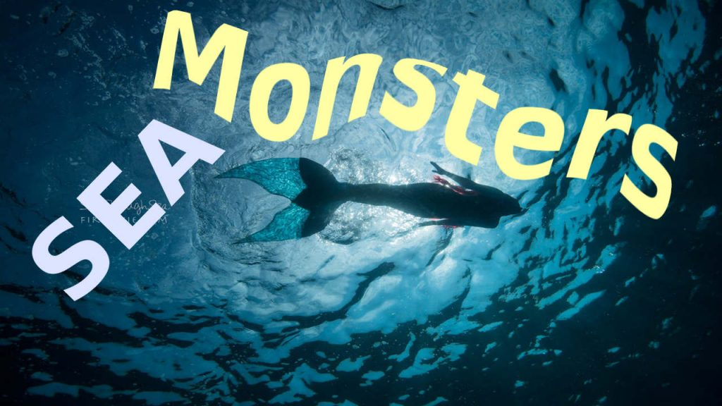 Sea Monster Legends and Myths