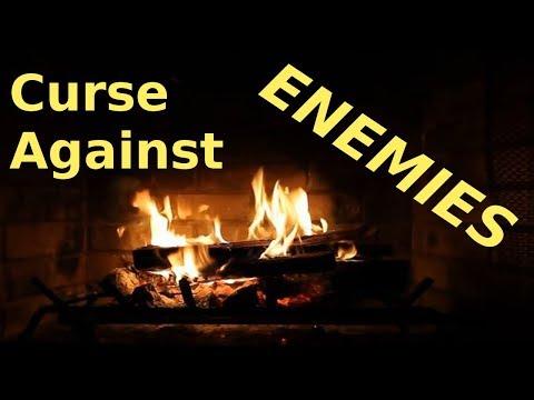 Curse Against Enemies