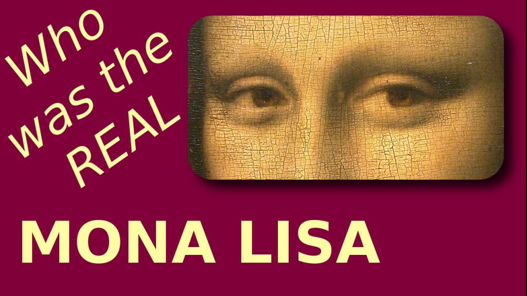 who was the real mona lisa