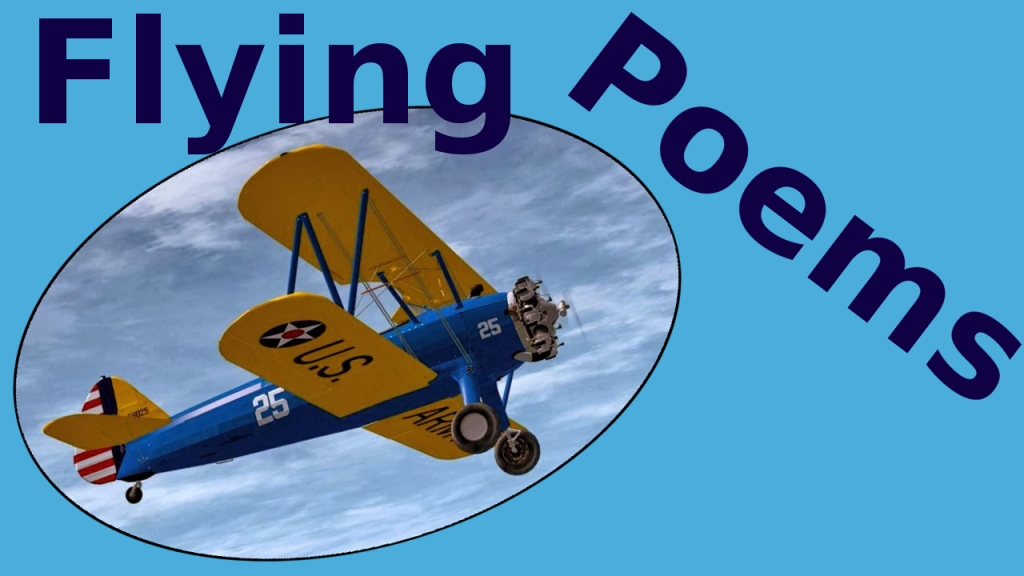 poems about flying and airplanes