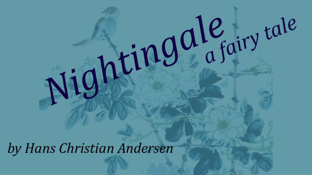 hans christian andersen nightingale