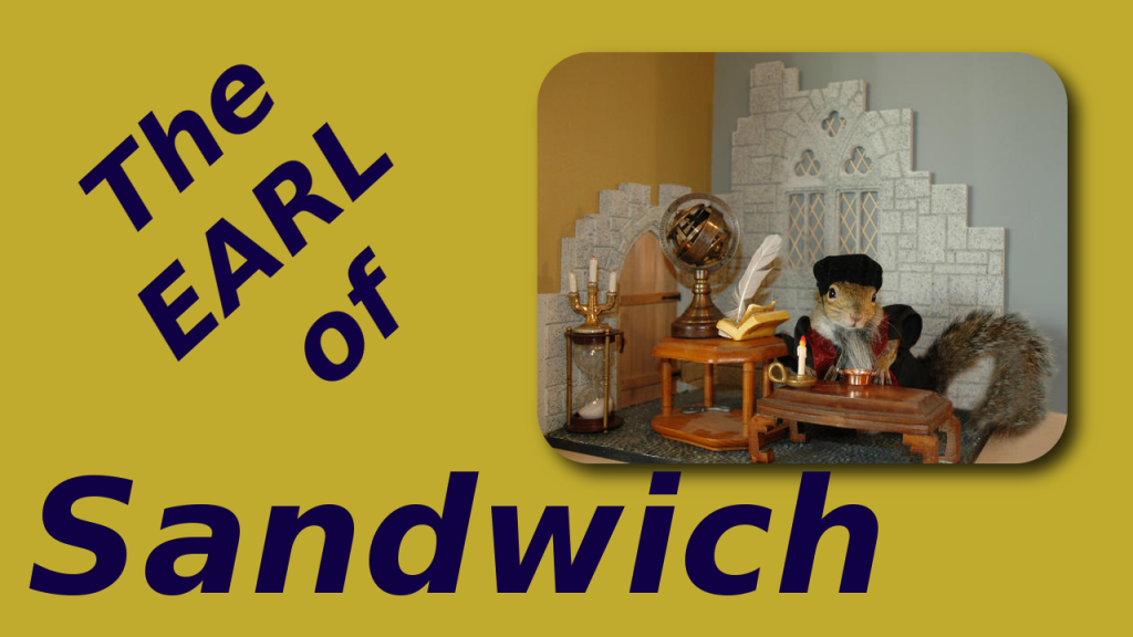 Origin of the Sandwich