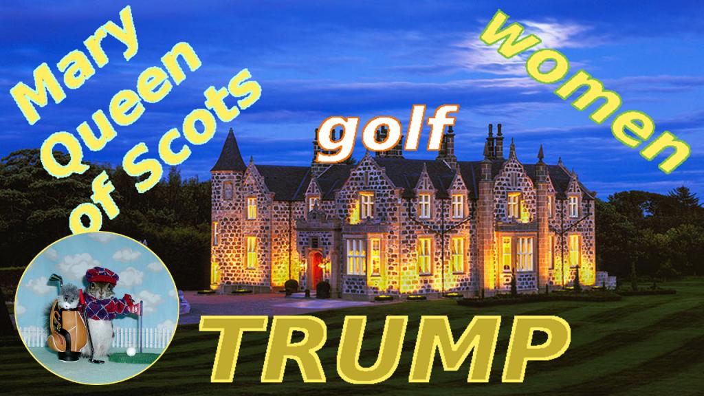 Trump Women Golf