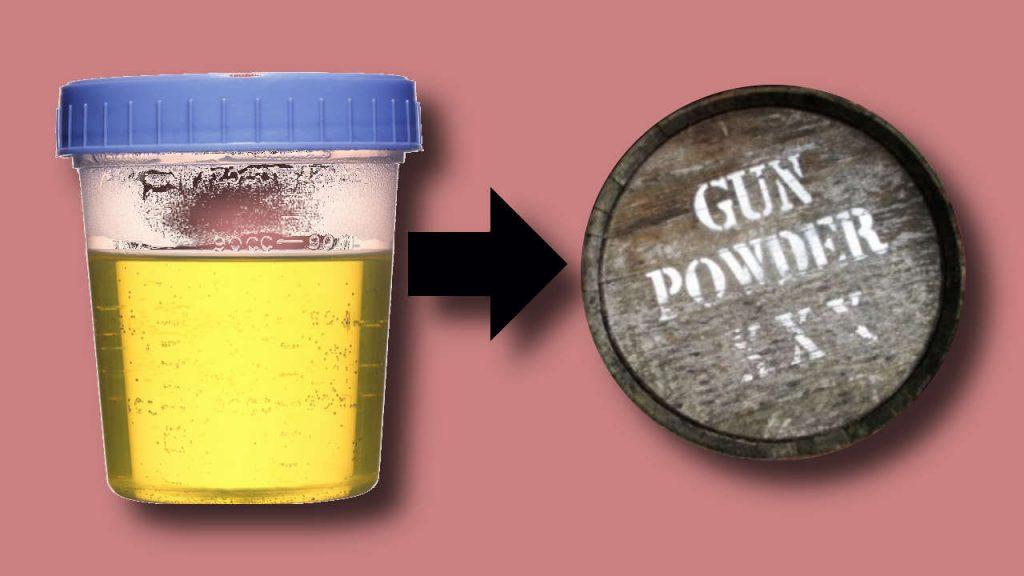 Gunpowder in the Civil War
