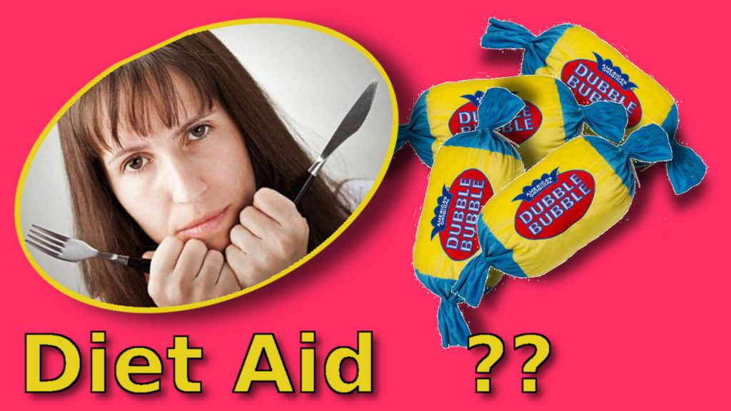 Lose weight with Chewing Gum